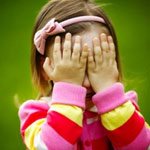 child-close